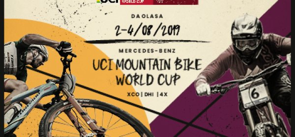 UCI MTB WORLD CUP (DHI / XCO) & WORLD CHAMPIONSHIPS 4X - Commezzadura, 2nd - 4th August