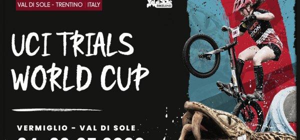 UCI TRIALS WORLD CUP  Vermiglio, 24-26 luglio