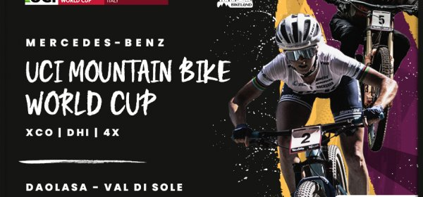 UCI MTB WORLD CUP (DHI / XCO) & WORLD CHAMPIONSHIPS 4X - Commezzadura, 11 - 13 September