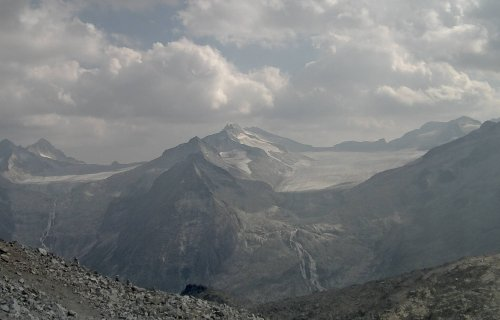 Ghiacciaio Mandrone - Adamello mt. 2442