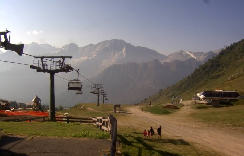 Parco delle marmotte - Bike Park Valbiolo mt. 2242
